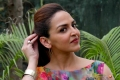 Esha Deol snapped on a Food show
