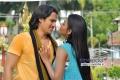 Kajal Yadav & Anurag still from Manasa Thullipadakey