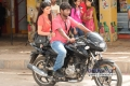 Rajesh and Dhoohi in Love Is Poison
