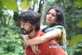 Sruthi Hariharan and Dhananjay in Kannada Movie Raate