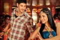 Mahesh Babu and Shruti Hassan