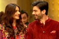 Sonam Kapoor and Fawad Khan in Khoobsurat