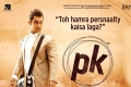 Exclusive First Look of PK