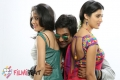 Ruchi Tripathi, Varun Sandesh and Richa Panai