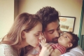 Rannvijay Singh with his Baby