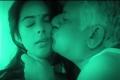 Mallika Sherawat & Om Puri Romantic Scene