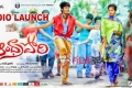 Andhra Pori Movie Audio Poster