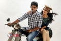 Kathir and Reshmi Menon