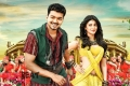 Vijay and Shruti Haasan