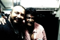 Naveen Krishna with Jaggesh