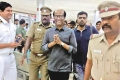 Rajinikanth Snapped At Chennai Airport