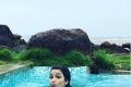 Chitrashi Rawat Holidaying in Goa