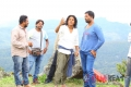 Shivaraj Kumar on the set of Santheyalli Nintha Kabira