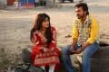 Vijay Raghavendra And Nidhi Subbaiah In Nanna Ninna Prema Kathe