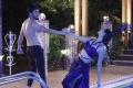 Diasy Shah Romantic Still from Ram Ratan