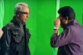 Director Shankar with Akshay Kumar