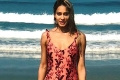 Lisa Haydon Chilling in the Beach
