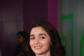 Alia Bhatt on the Set of Star Sports