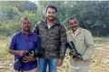 Darshan Shoot Sacred Kingfisher in Mandya District