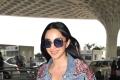 Kiara Advani spotted at Mumbai Airport