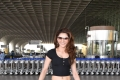 Urvashi Rautela Spotted at Mumbai Airport