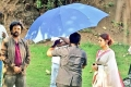 Rajinikanth and Nayantara Spotted on the location of Darbar in Mumbai