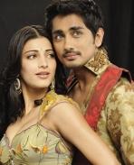 Shruti Haasan and Siddharth