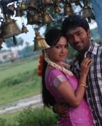Sana Khan and Shanthnoo