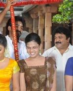Poorna, Aadhi and Prabhu