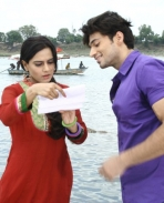 Priyal Patil and Shekhar Singh