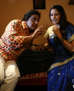Zakir Hussain and Sangeetha