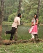 Dinesh and Kavya Shetty