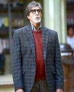 Amitabh Bachchan still from Bhoothnath Returns