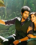 Vikram Prabhu and Priya Anand