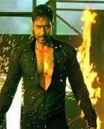 Ajay Devgan in Action Jackson