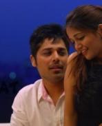Nandu and Anaika Soti