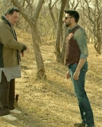 Abhishek Bachchan & Rishi Kapoor in All is Well