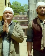 RIshi Kapoor & Abhishek Bachchan in All is Well