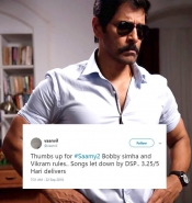Saamy Square Twitter Audience Reaction