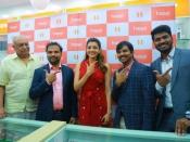 Kajal Agarwal Launched Happi Mobiles Show Room At Hanumakonda