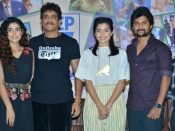 Devadas Movie Press  Meet