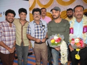 Kalidasa Kannada Mestru Movie Press Meet