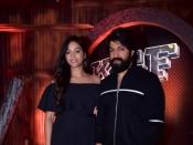 KGF Movie Trailer Launch In Mumbai