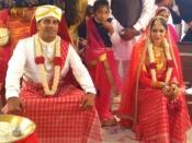 Bigg Boss Contest Aiyappa And Anu Marriage Photos