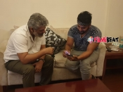 Actor Srimurali Met Stars In Ramoji Film City Hyderabad