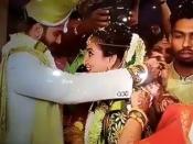 Agnisakshi Serail Fame Vijay Surya Gets Married On Valentine Day