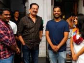 Actress Aishani Shetty And Gultoo Naveen New Movie Pooja