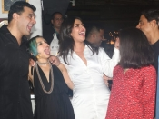 Priyanka Chopra At Wrap Up Party Of Sky Is Pink