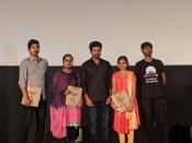 Hero Movie Trailer Launch Photos