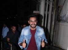 Dhadak Movie Special Screening At PVR Juhu
